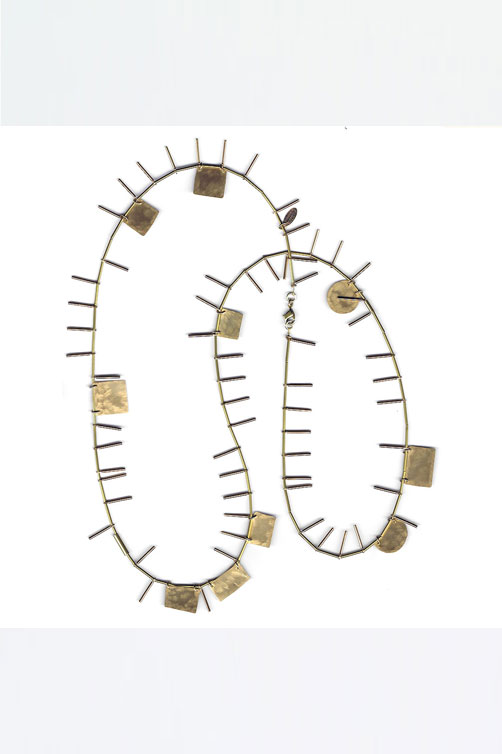 Long Sticks Necklace
