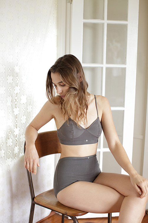 Botanica Workshop Aya Bralette